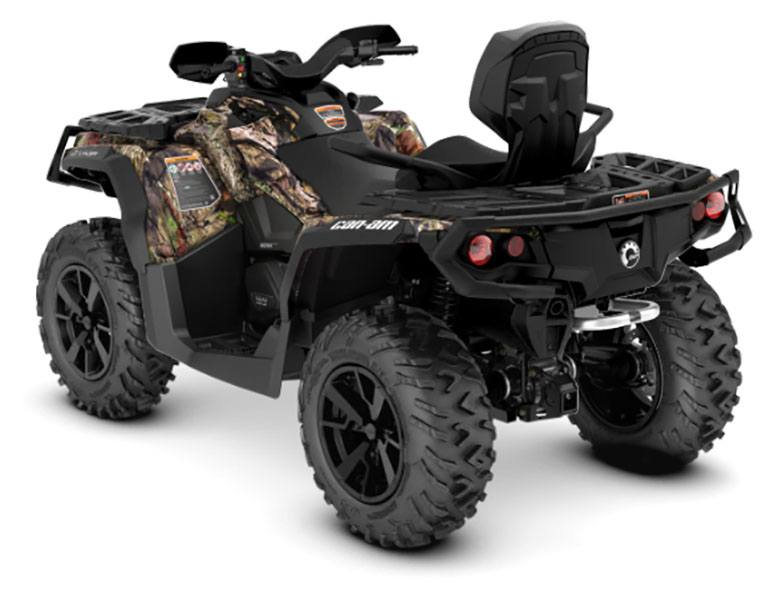 2020 Can-Am Outlander MAX XT 650 in Wilmington, Illinois - Photo 2