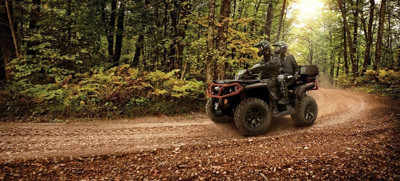 2020 Can-Am Outlander MAX XT 650 in Bennington, Vermont - Photo 3