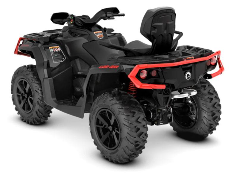 2020 Can-Am Outlander MAX XT 650 in Lake City, Colorado - Photo 2