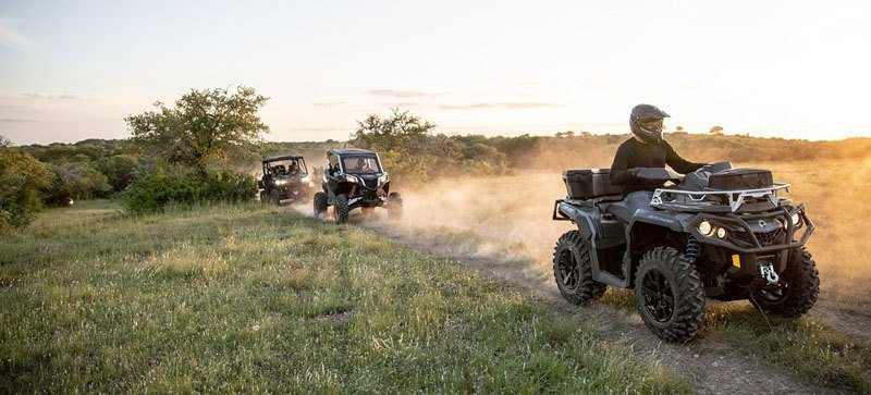 2020 Can-Am Outlander MAX XT 850 in Saucier, Mississippi