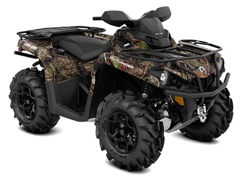 2020 Can-Am Outlander Mossy Oak Edition 450 in Bennington, Vermont