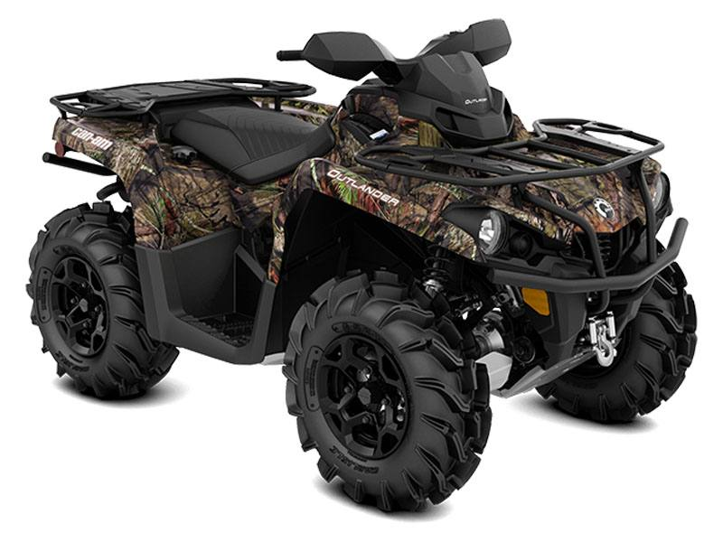 2020 Can-Am Outlander Mossy Oak Edition 450 in Livingston, Texas - Photo 1
