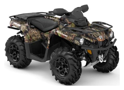 2020 Can-Am Outlander Mossy Oak Edition 570 in Colebrook, New Hampshire