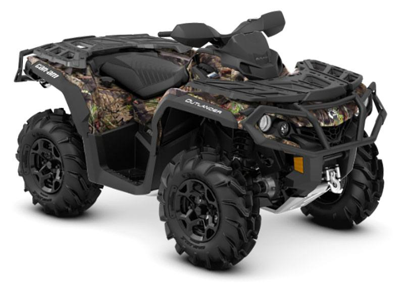 2020 Can-Am Outlander Mossy Oak Edition 650 in Colebrook, New Hampshire