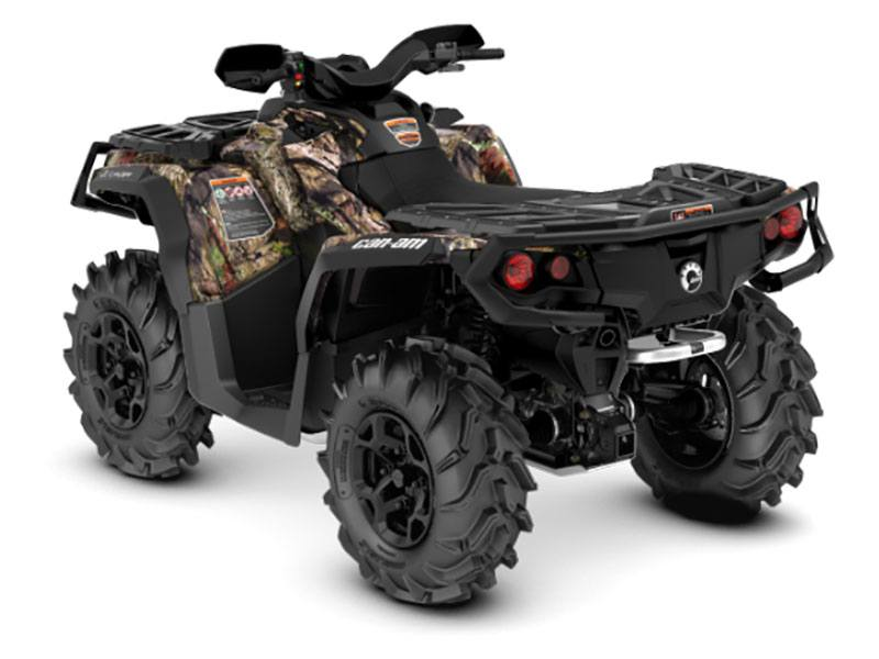 2020 Can-Am Outlander Mossy Oak Edition 650 in Woodruff, Wisconsin - Photo 2