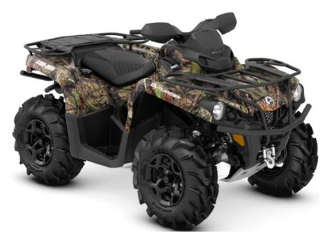 2020 Can-Am Outlander Mossy Oak Edition 450 in Colebrook, New Hampshire