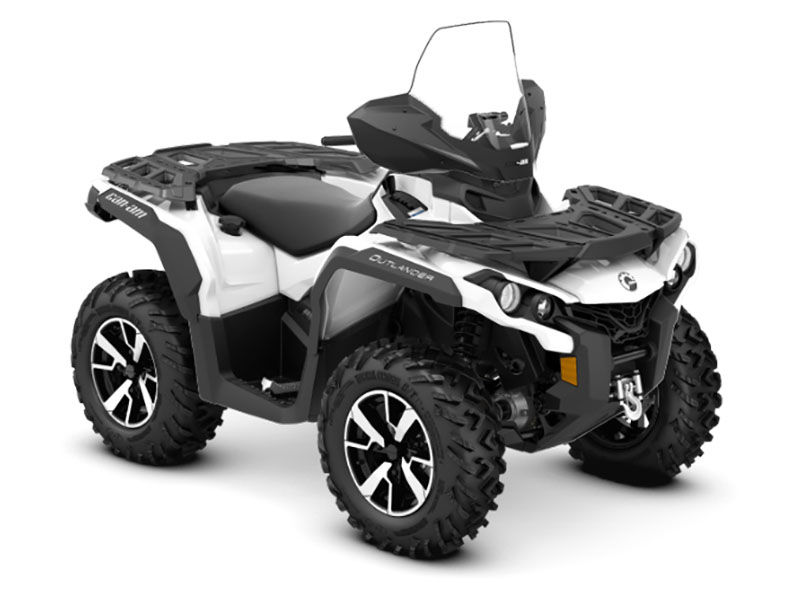2020 Can-Am Outlander North Edition 850 in Derby, Vermont - Photo 1