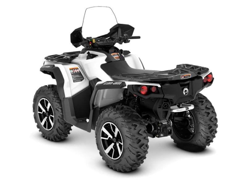 2020 Can-Am Outlander North Edition 850 in Augusta, Maine - Photo 2