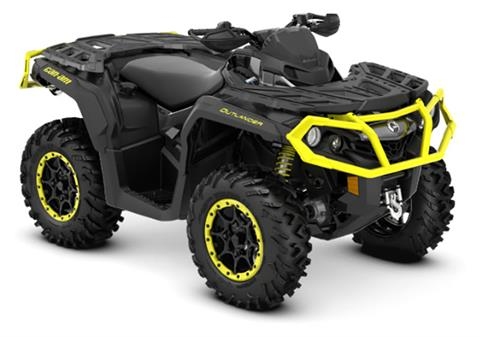 2020 Can-Am Outlander XT-P 850 in Woodruff, Wisconsin