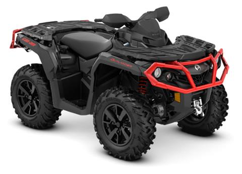 2020 Can-Am Outlander XT 1000R in Afton, Oklahoma