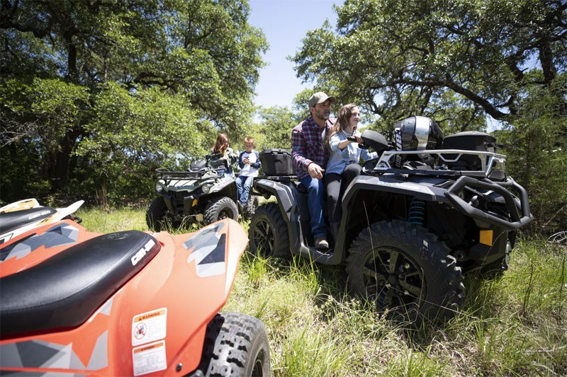 2020 Can-Am Outlander XT 1000R in Santa Maria, California - Photo 6
