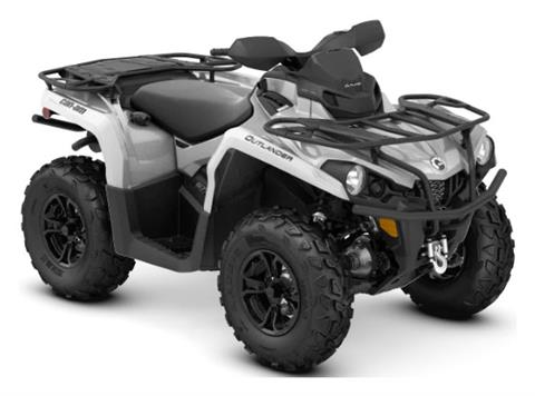 2020 Can-Am Outlander XT 570 in Afton, Oklahoma
