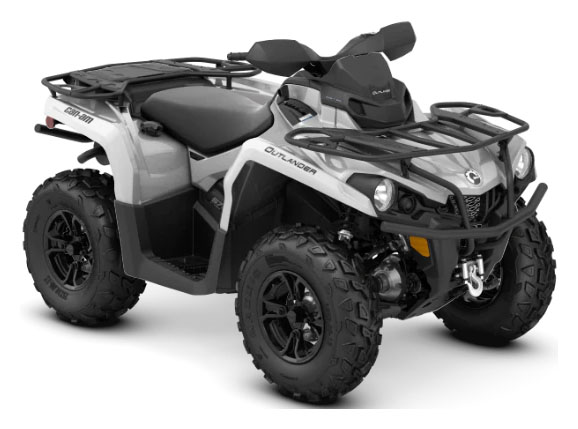 2020 Can-Am Outlander XT 570 in Cambridge, Ohio - Photo 1