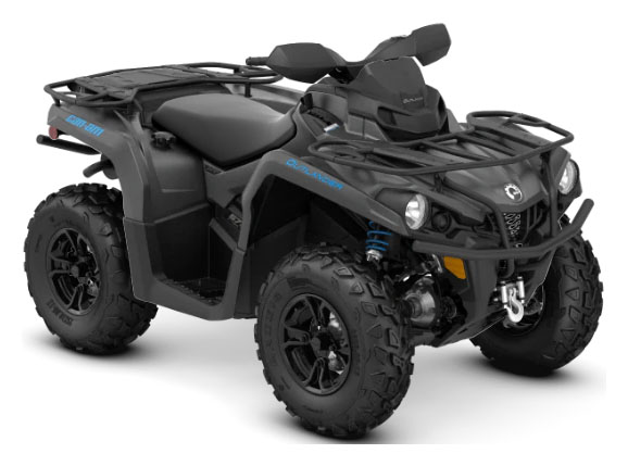 2020 Can-Am Outlander XT 570 in Santa Maria, California - Photo 1