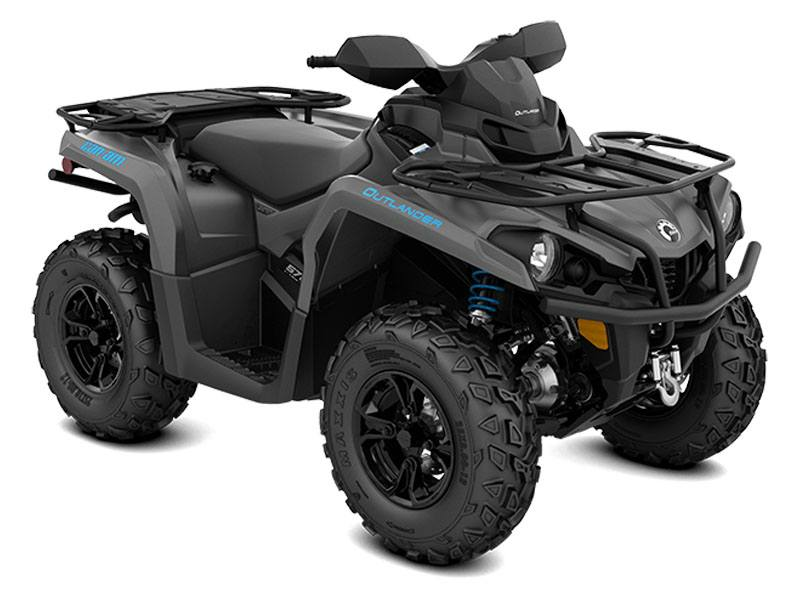 2020 Can-Am Outlander XT 570 in Cedar Falls, Iowa - Photo 1