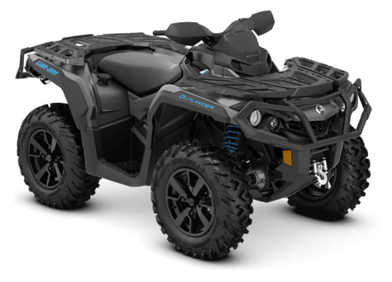 2020 Can-Am Outlander XT 850 in Wilmington, Illinois - Photo 1