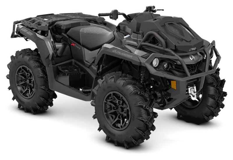 2020 Can-Am Outlander X MR 1000R in Barre, Massachusetts - Photo 1