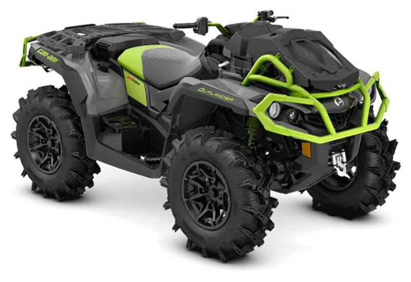 2020 Can-Am Outlander X MR 1000R in Logan, Utah - Photo 1
