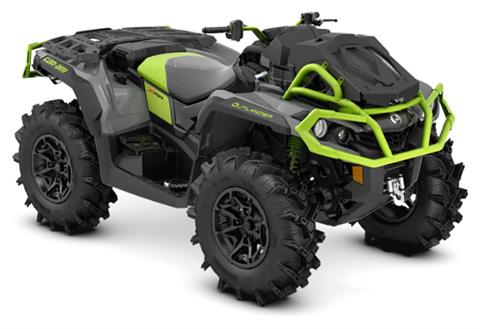 2020 Can-Am Outlander X mr 1000R in Land O Lakes, Wisconsin