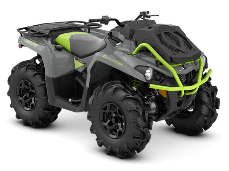 2020 Can-Am Outlander X MR 570 in Stillwater, Oklahoma - Photo 1