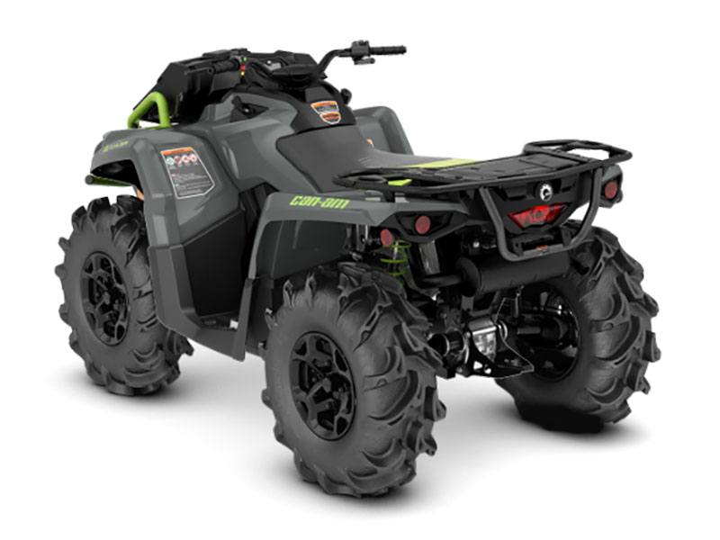 2020 Can-Am Outlander X MR 570 in Oak Creek, Wisconsin - Photo 2
