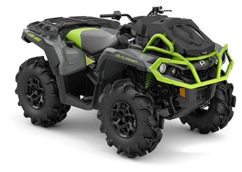 2020 Can-Am Outlander X MR 650 in Colebrook, New Hampshire
