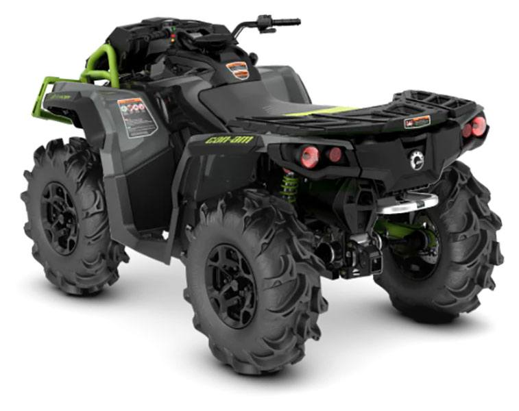 2020 Can-Am Outlander X MR 650 in Lafayette, Louisiana - Photo 2