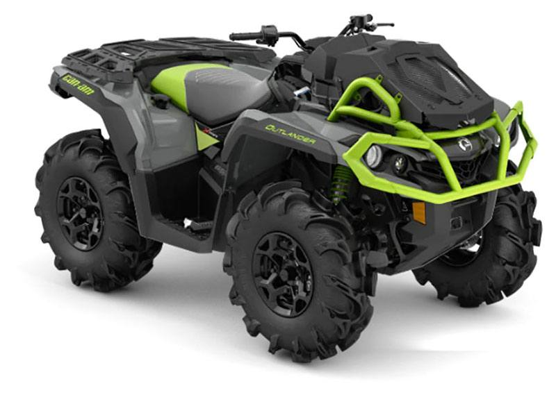 2020 Can-Am Outlander X MR 650 in Augusta, Maine - Photo 1