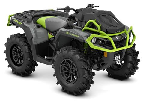 2020 Can-Am Outlander X MR 850 in Harrison, Arkansas
