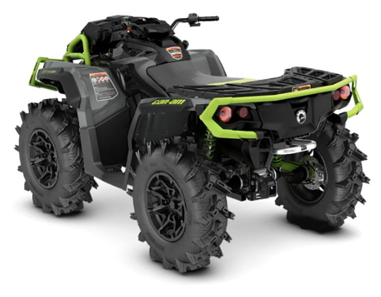 2020 Can-Am Outlander X mr 850 in Leesville, Louisiana - Photo 2