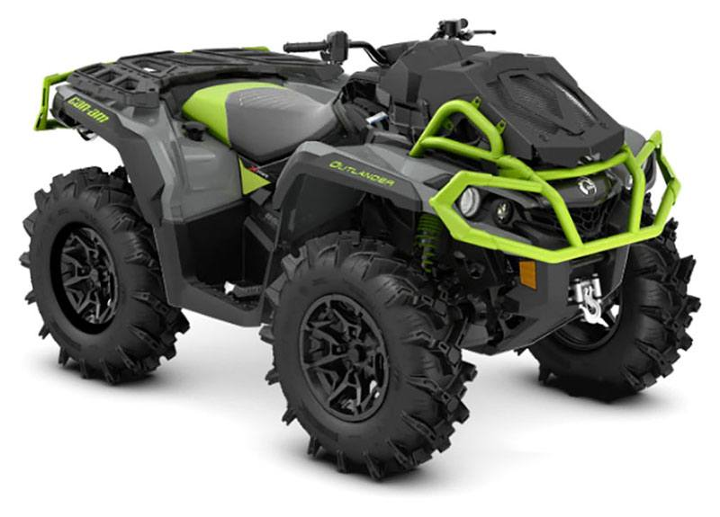 2020 Can-Am Outlander X MR 850 in Barre, Massachusetts - Photo 2