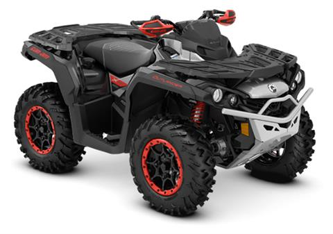 2020 Can-Am Outlander X XC 1000R in Woodruff, Wisconsin