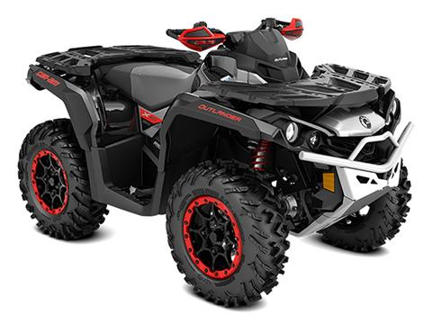 2021 Can-Am Outlander X XC 1000R in Barre, Massachusetts