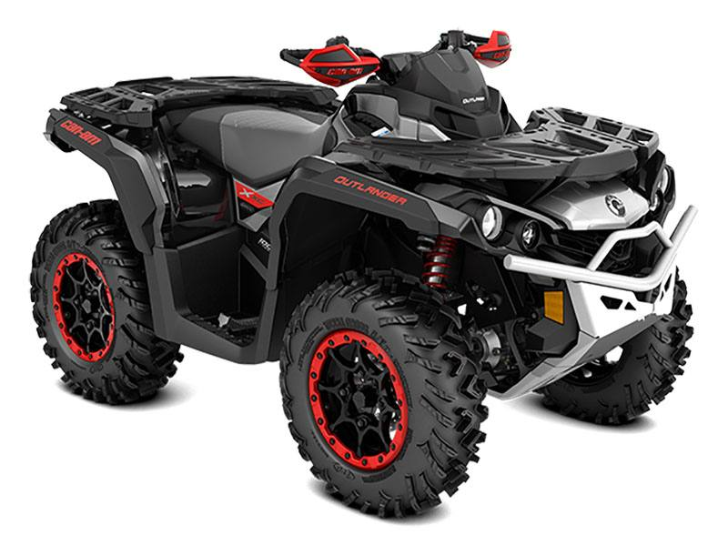 2021 Can-Am Outlander X XC 1000R in Augusta, Maine - Photo 1