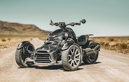 2020 Can-Am Ryker Rally Edition in Las Vegas, Nevada - Photo 3
