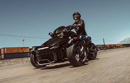 2020 Can-Am Spyder F3-S SM6 in Barre, Massachusetts - Photo 4