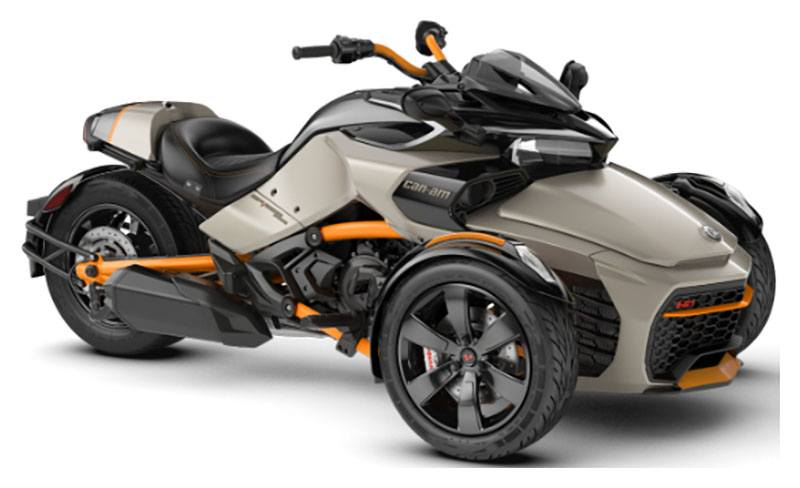 2020 Can-Am Spyder F3-S Special Series in Clinton Township, Michigan - Photo 1