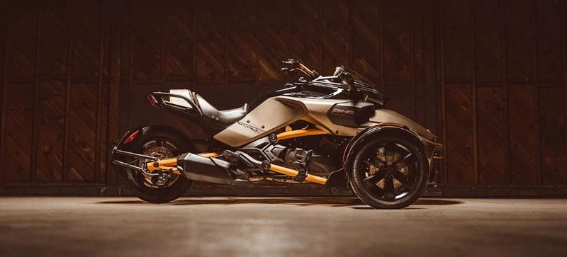 2020 Can-Am Spyder F3-S Special Series in Rexburg, Idaho