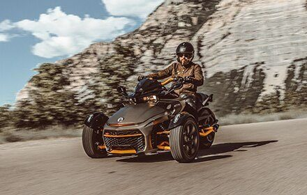 2020 Can-Am Spyder F3-S Special Series in Kittanning, Pennsylvania - Photo 4
