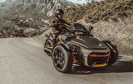 2020 Can-Am Spyder F3-S Special Series in Kittanning, Pennsylvania - Photo 5
