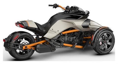 2020 Can-Am Spyder F3-S Special Series in Conroe, Texas - Photo 2