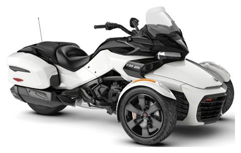 2020 Can-Am Spyder F3-T in Barre, Massachusetts