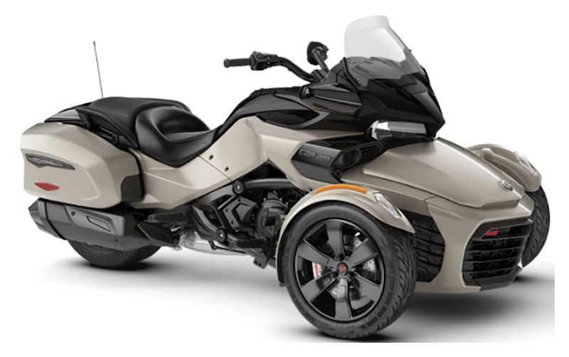 2020 Can-Am Spyder F3-T in Santa Rosa, California - Photo 1