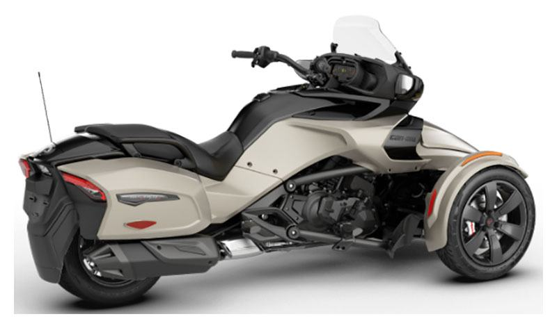2020 Can-Am Spyder F3-T in Santa Rosa, California - Photo 2