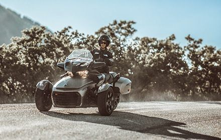 2020 Can-Am Spyder F3-T in Algona, Iowa - Photo 3