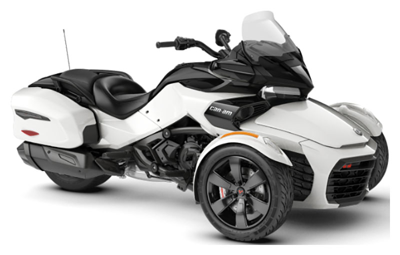 2020 Can-Am Spyder F3-T in Castaic, California - Photo 1