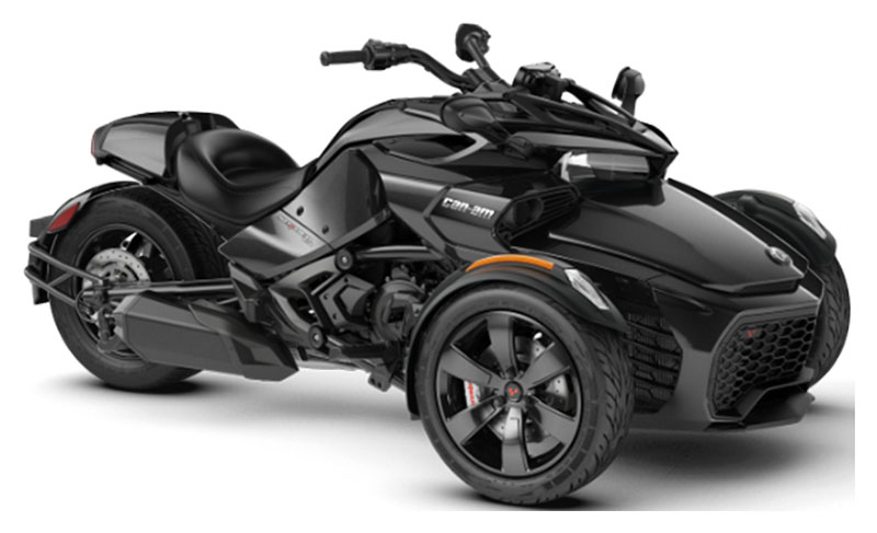 2020 Can-Am Spyder F3 in Jones, Oklahoma - Photo 1