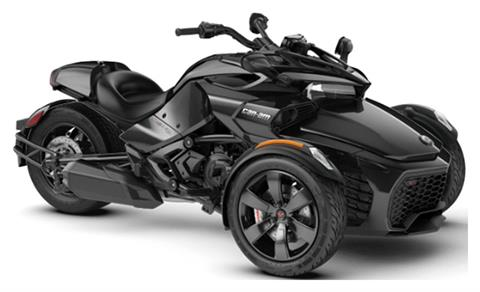 2020 Can-Am Spyder F3 in Concord, New Hampshire