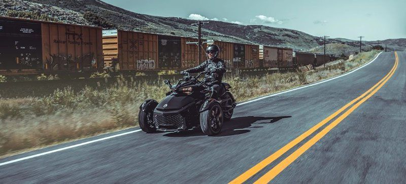 2020 Can-Am Spyder F3 in Bakersfield, California - Photo 3