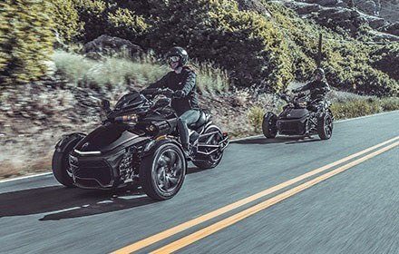2020 Can-Am Spyder F3 in Lancaster, New Hampshire - Photo 6